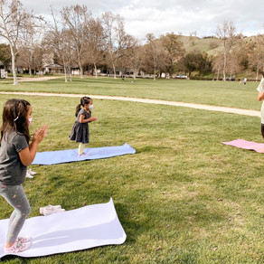 Teach Kid's Yoga + Dance! Spring Session Review