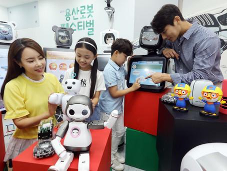 [NPR 스케치] 전자랜드 '로봇 페스티벌'