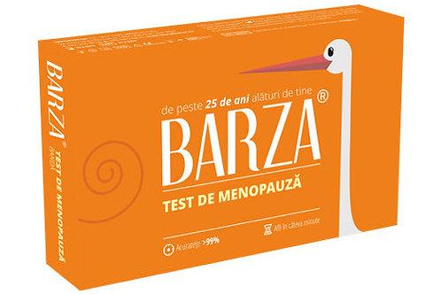 Test de menopauza Barza