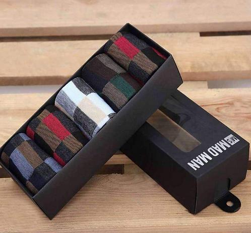 Men's Keyboard Socks (5 Boxed Pair)