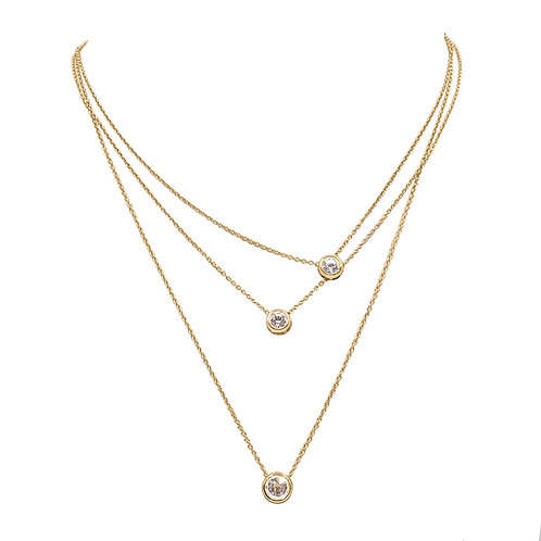 Goddess Collection - Trinity Necklace