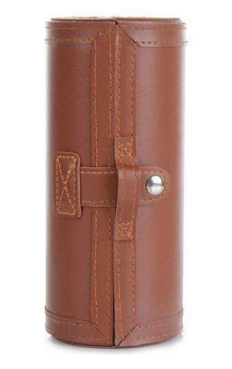 Men's Brown Shoe Shine Kit