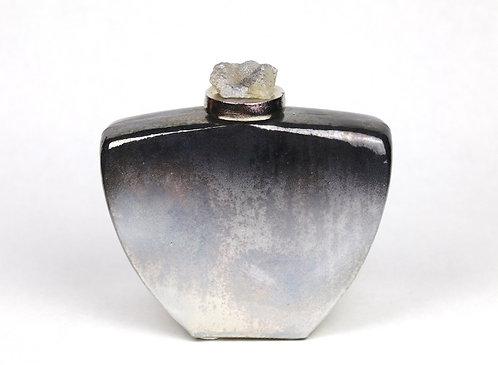 Silver & White Ombre Jar