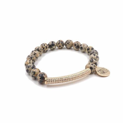 Glitz Collection - Speckle Bracelet S/M
