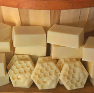 Beeswax Soap by Legend Soaps of Woodbury, CT