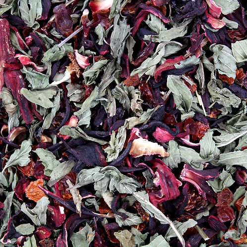 Royal Iced Teas: Cooling Hibiscus