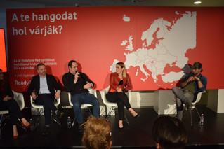 Vodafone Red sajtótájékoztató