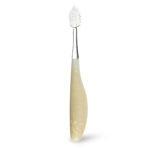 RADIUS Source Supersoft dantų šepetėlis su papildoma pakeičiama galvute