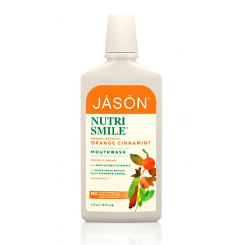 JASON natūralus burnos skalavimo skystis Nutrismile™, 473 ml