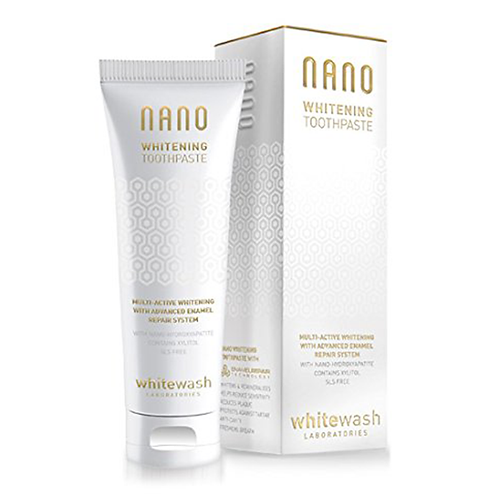 WHITEWASH Nano Whitening dantų pasta, 75ml