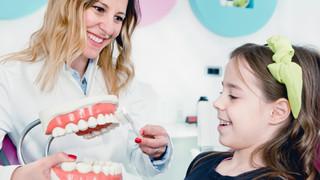 Vaikų burnos higienos įpročiai ir jų baimė gydyti dantukus