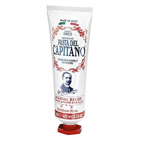 Dantų pasta PASTA DEL CAPITANO Original, 75 ml