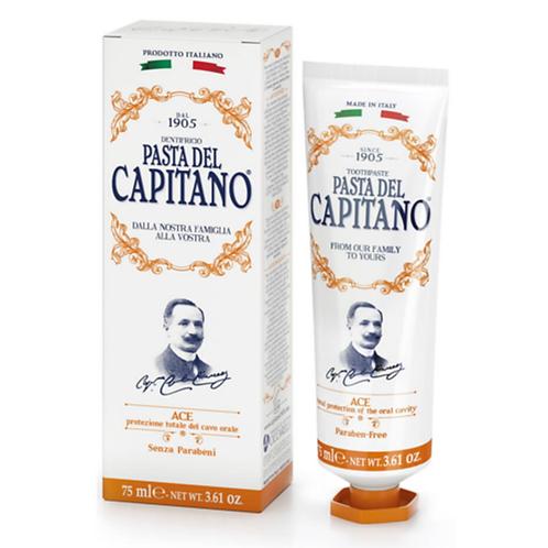 Dantų pasta PASTA DEL CAPITANO ACE, 75 ml