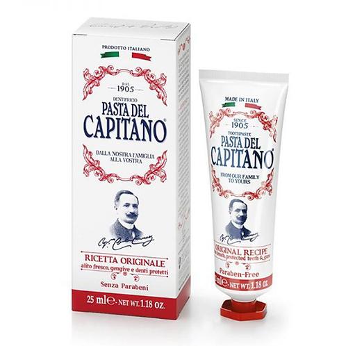 Dantų pasta PASTA DEL CAPITANO Original, 25 ml