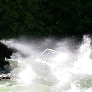 Jet Boating Water Experience