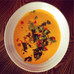 CARROT GINGER COCONUT SOUP - it doesn't get better than this.