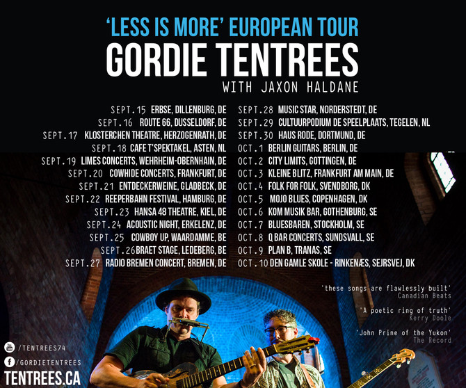 Look out Germany, Netherlands, Belgium, Denmark & Sweden!