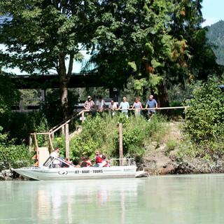 Whistler Jet Boat