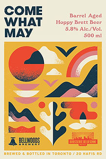 Come What May (In Collaboration with De la Senne)