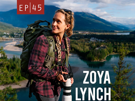 Zoya Lynch // Photographer, Skier + Inspiring Soul