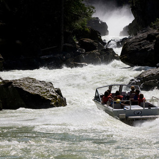 Jet Boating River Experience