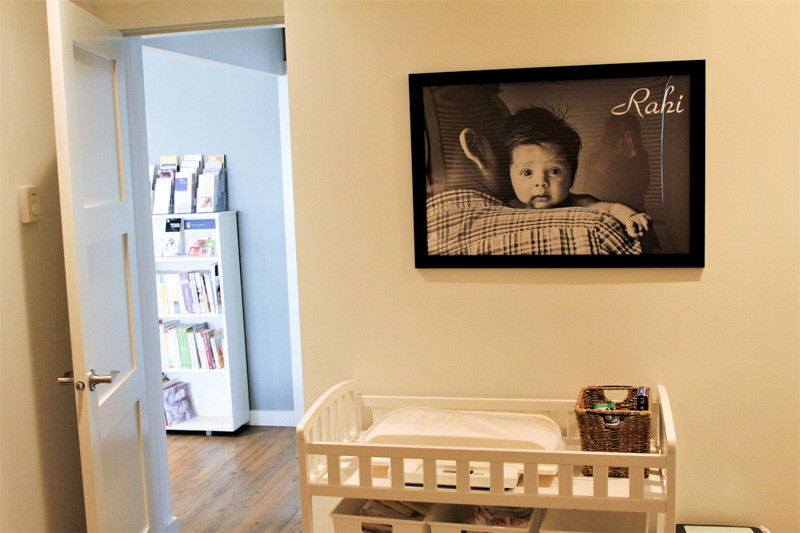 Cedar House Midwives Clinic Room