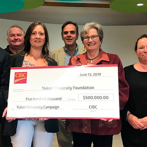 $500,000 Commitment from CIBC