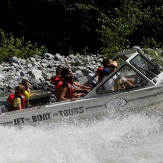Whistler Jet Boat Tours