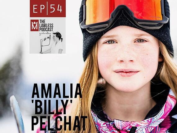 Billy // Amalia Pelchat