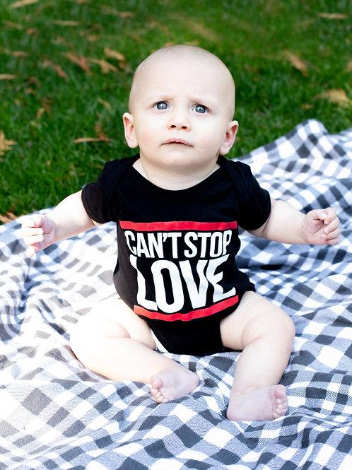 Infant Baby Rib Lap Shoulder Onesie