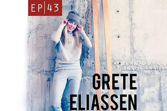 Grete Eliassen // Skier + Super Human