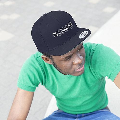 CIFCF Unisex Flat Bill Hat