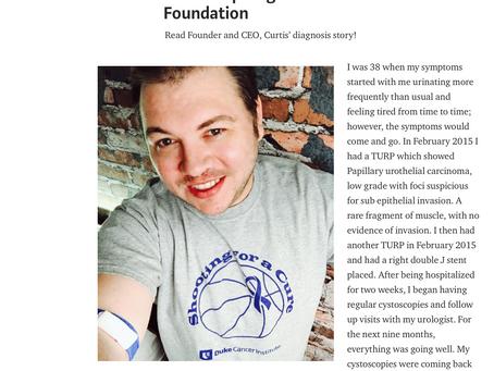 Partner Spotlight: The Crush It For Curtis Foundation