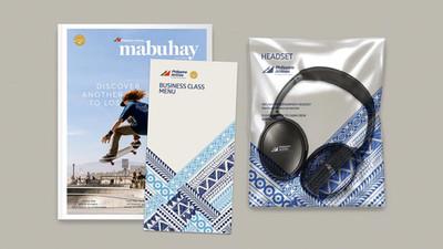 Philippine Airlines Business Class Headphones