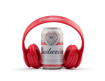 Budweiser Headphones