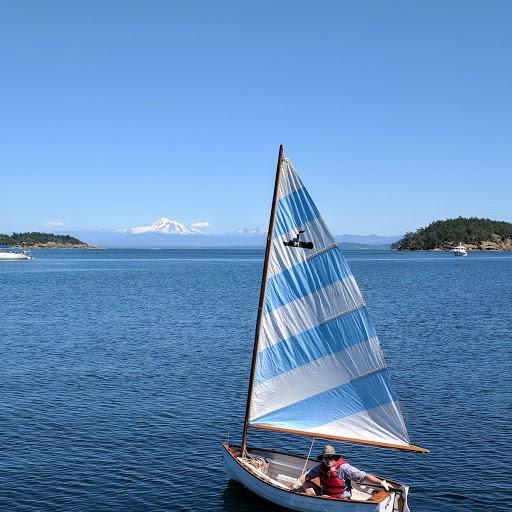 P/C Gary is sailing!