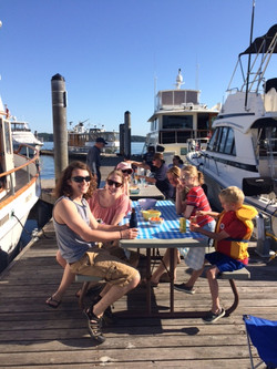 Deer Harbor July 4, 2017