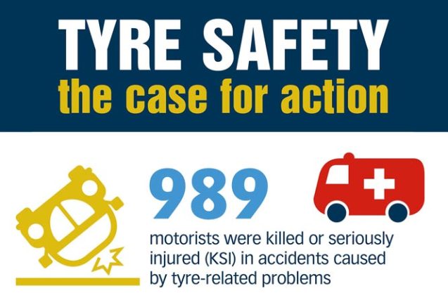 Free tyre safety checks for your business in Nottinghamshire.