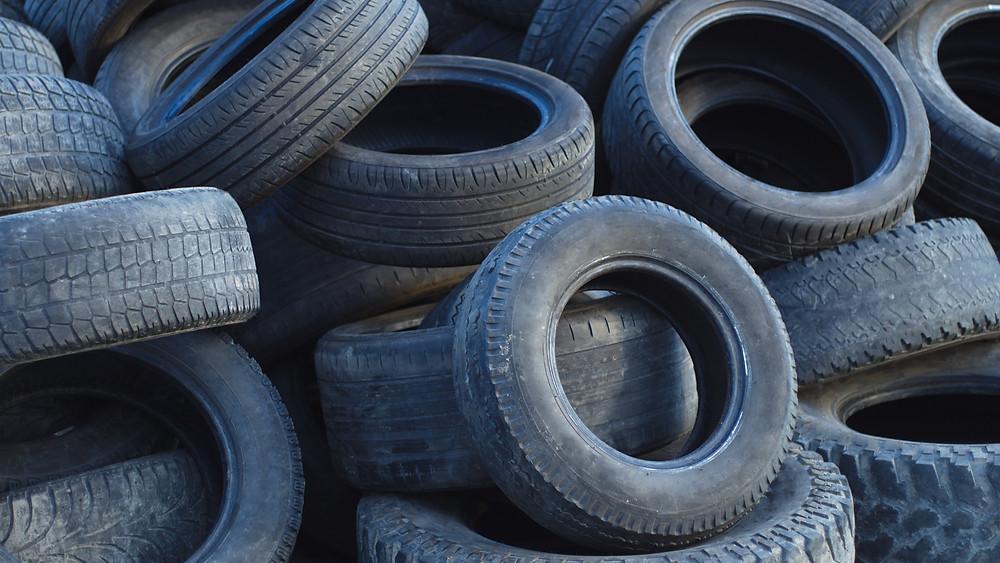 Scrap Tyres M1