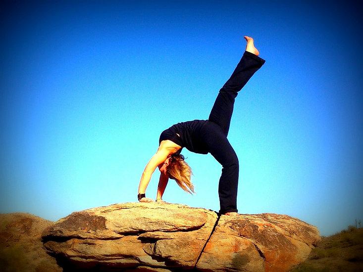Get Flexible!