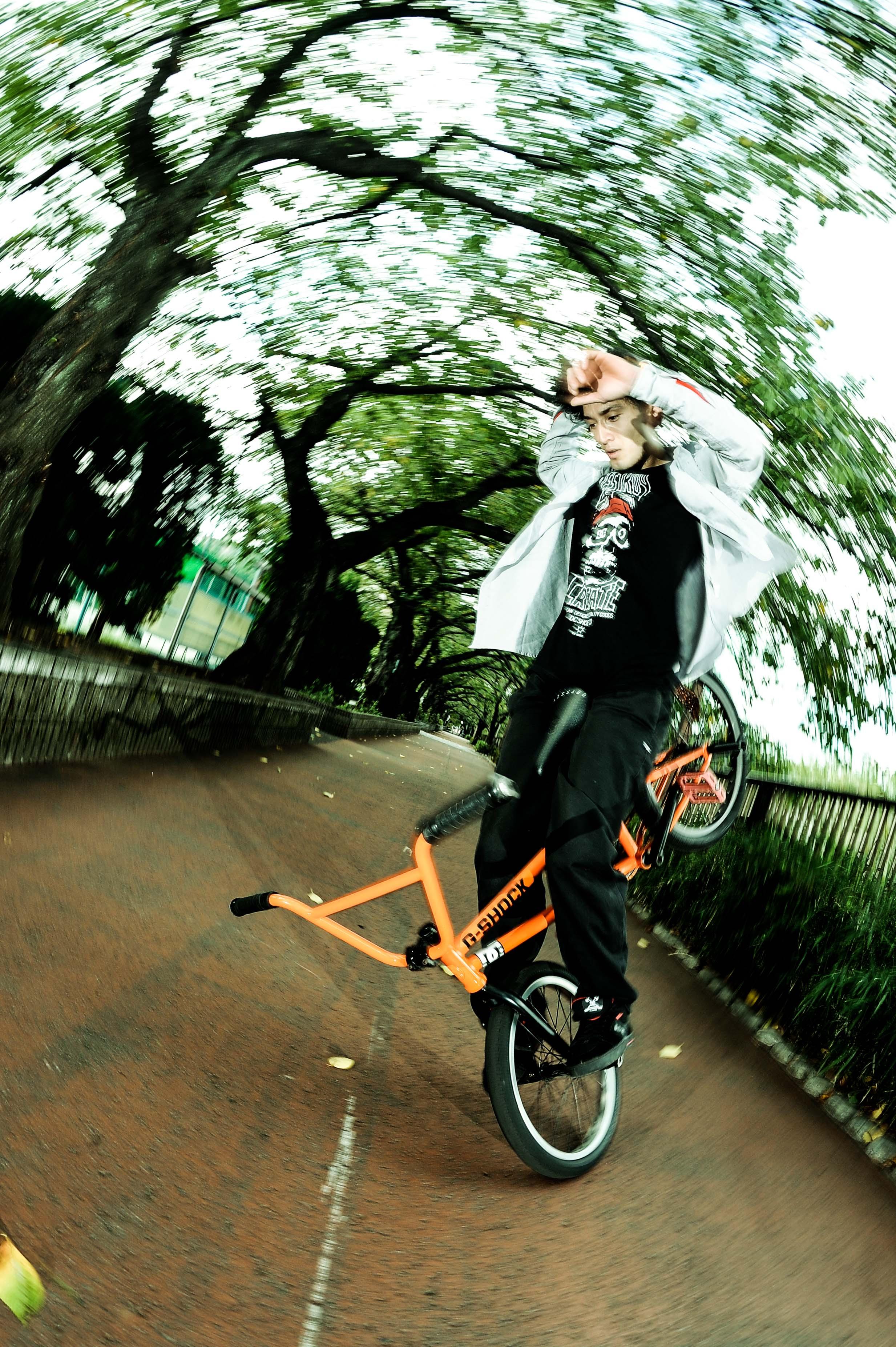 rider : TSUTOMU KITAYAMA