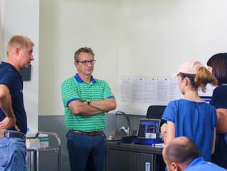 Доктор Александр Мерц посетил Maxima Stables