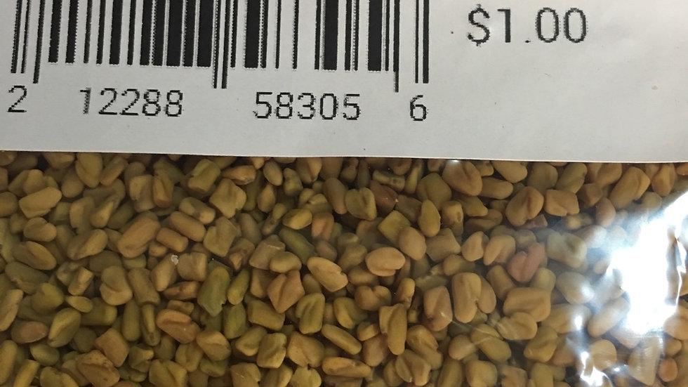 Fenugreek Seed - 1 Ounce