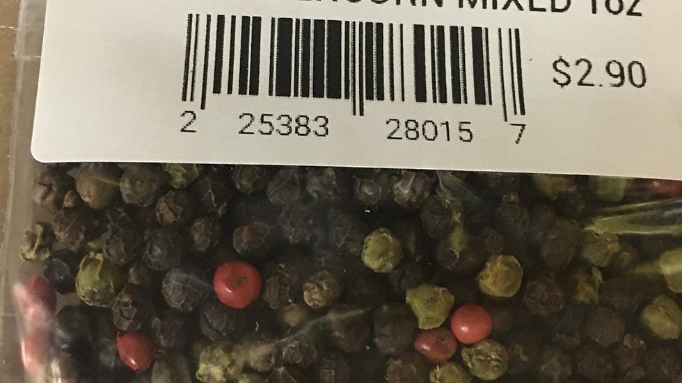 Mixed Peppercorn - 1 Ounce