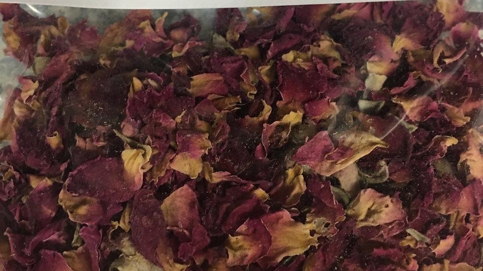 Rose Petals - 1/2 ounce