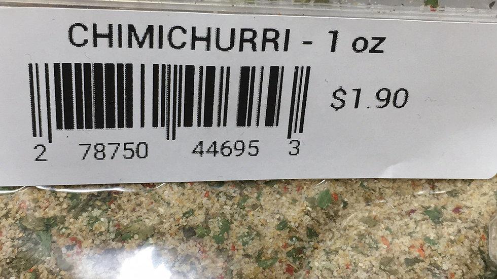 Chimichurri Seasoning - 1 Ounce