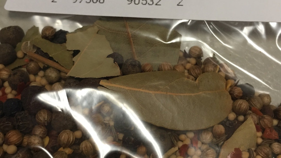 Crab Boil Seasoning - 1 Ounce