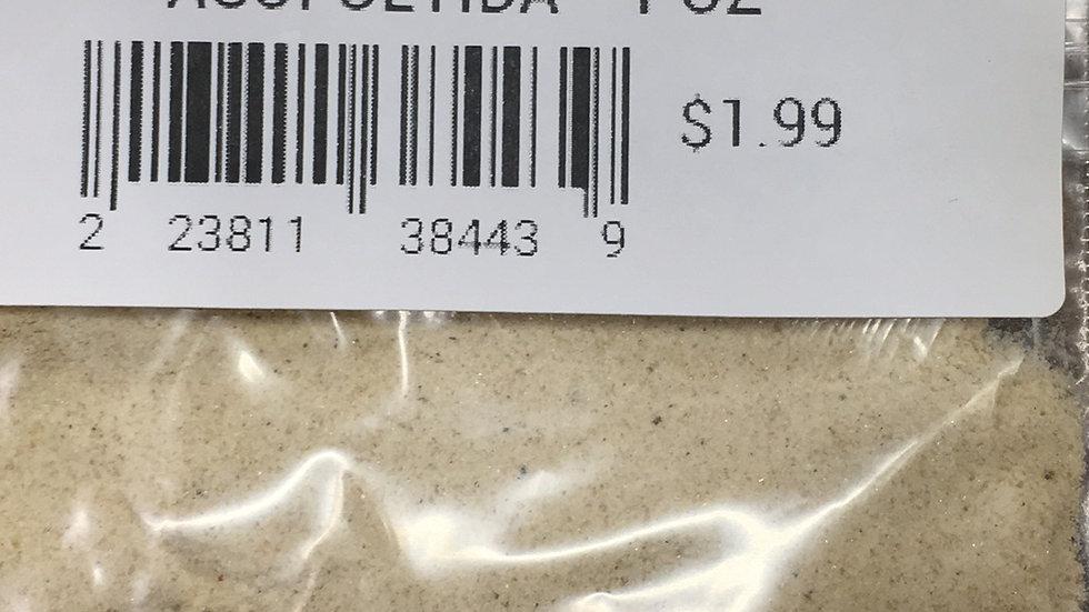 Asofoetida Powder - 1 Ounce