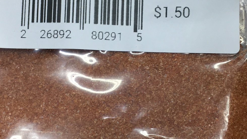 Barbeque Spice - 1 Ounce