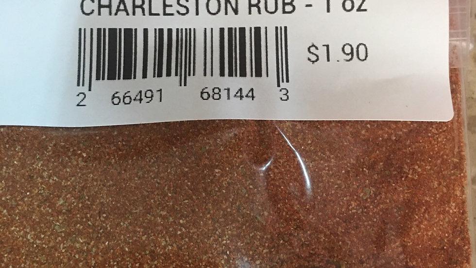 Charleston Rub - 1 Ounce